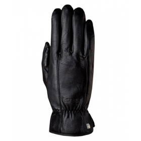 Roeckl leather winter gloves