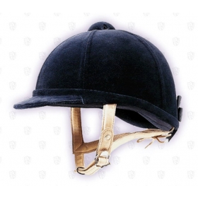 Charles Owen helmet Hampton Hat black