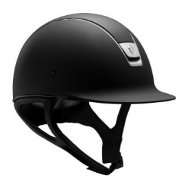 Samshield helmet Basic shadowmatt black
