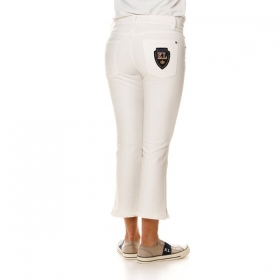 Kingsland ladies jeans Derbyshire white