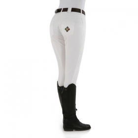 *Kelly Ladies Slim Fit Breeches White 38