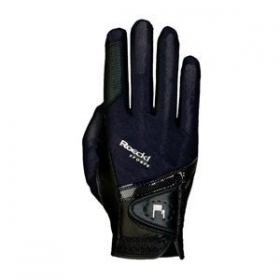Roeckl Micro mesh gloves black