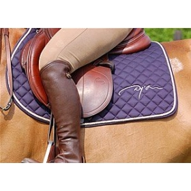 Kentucky saddle pad white