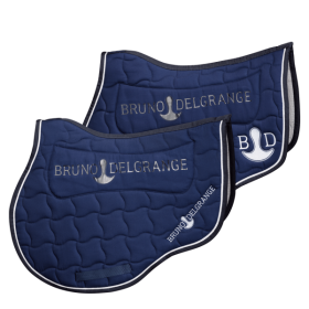 Bruno delgrange saddle pad