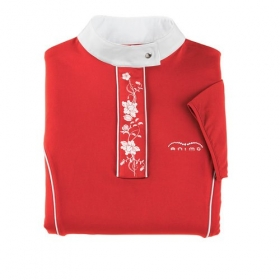 Animo ladies shirt Bow red