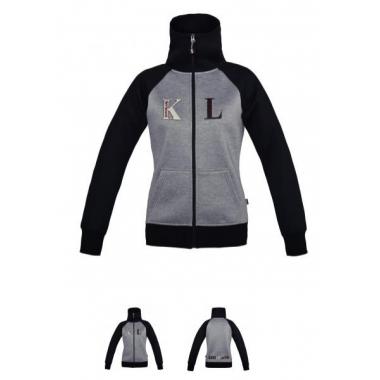 KL Petaluma Ladies Sweat Jacket
