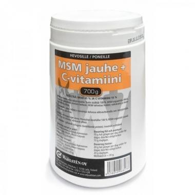 MSM+ C-vitamiin 700G