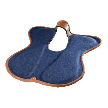 BD Shock absorbing saddle pad