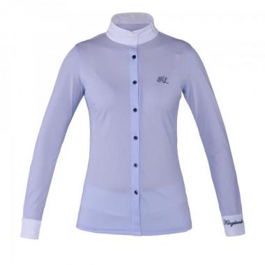 KL Fortuna Ladies Long Sleeve Show Shirt