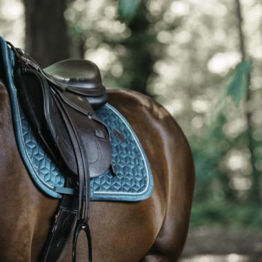 Kentucy Velvet color edition saddle pad