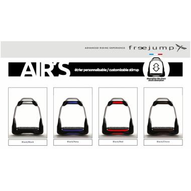 Freejump AirS stirrups