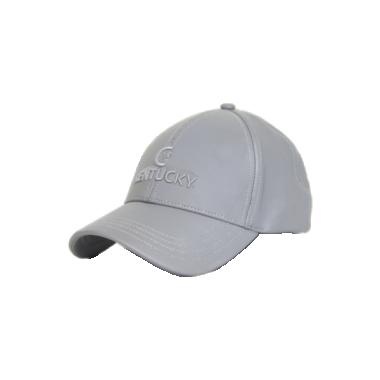 Baseball Cap reflektive silver