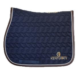 Kentucky saddle pad navy
