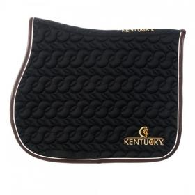 Kentucky saddle pad black