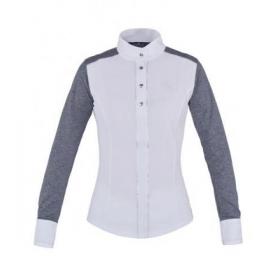 KL Violet LS Show Shirt Ladies