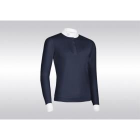 Samshield ladies shirt Faustine navy