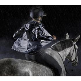 Horse Pilot Rain Jacket