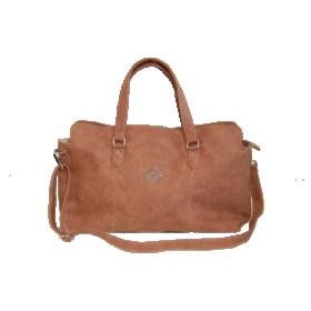 Chestnut weekend bag brown