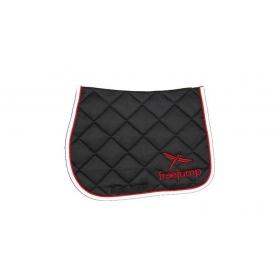Freejump saddle pad red