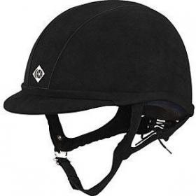 Charles Owen helmet GR8 black