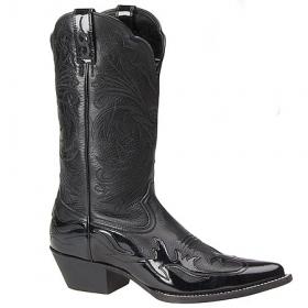 Ariat Cowboy saapad mustad/läikiv nina